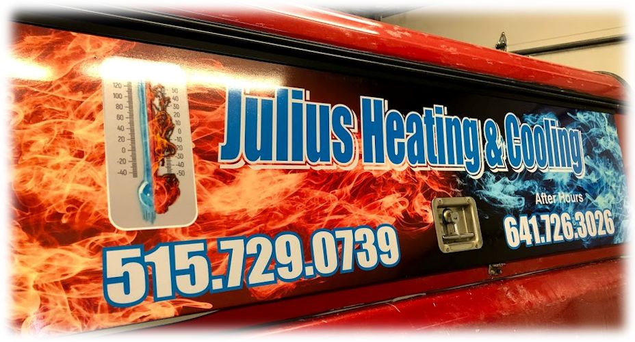 Julius Heating and Cooling Vehicle Graphic compressed