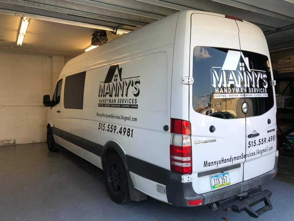 Mannys Van