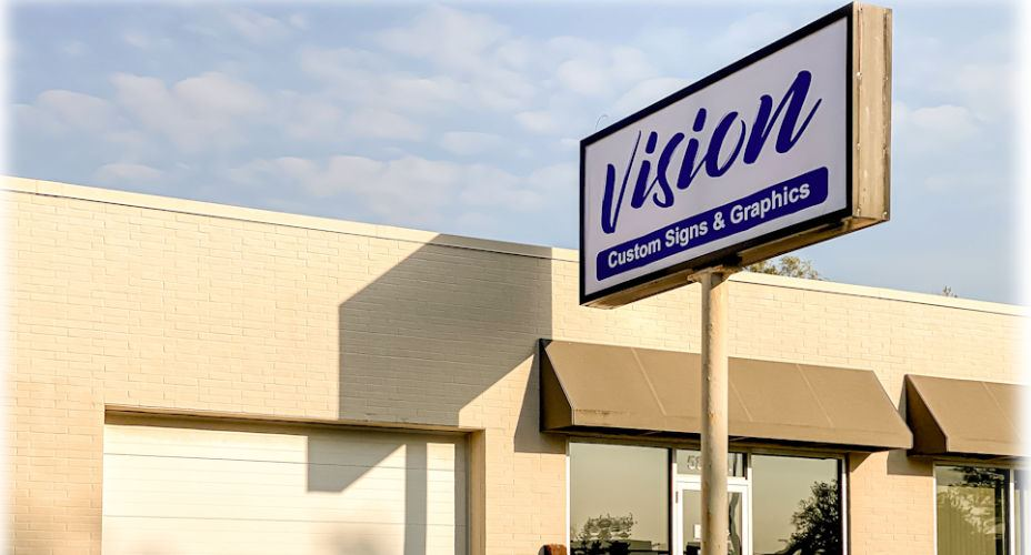 vision sign office